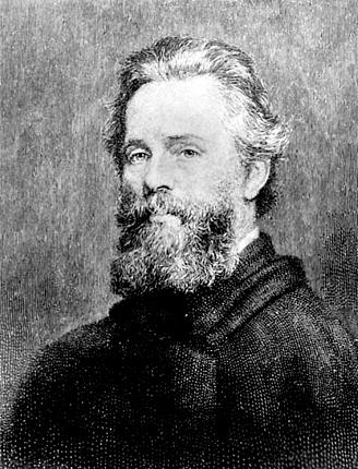 '모비딕(Moby Dick)'의 저자 '허먼 멜빌(Herman Melville)'